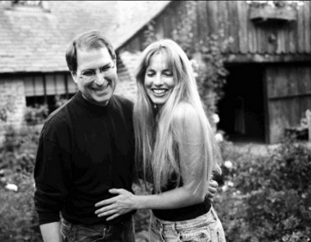 Steve-Jobs-and-Wife