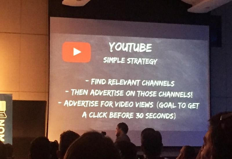 Youtube-Stretegy