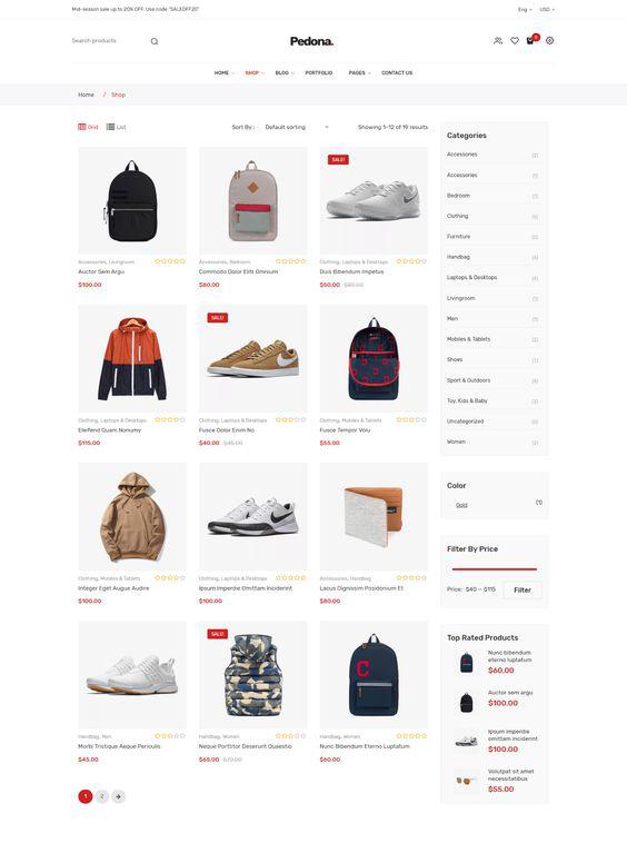 สินค้าเว็บไซต์